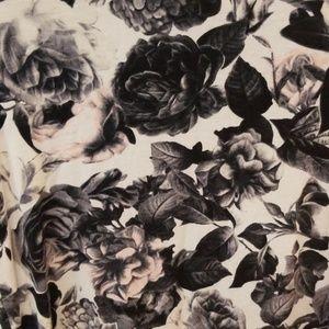 Joan Vass New York floral tee